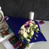 15 Lisianthus multicolore ambalate