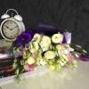 21 Lisianthus multicolore ambalate