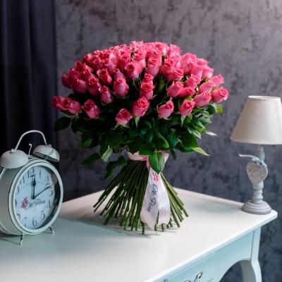 Trandafiri Fuchsia 101 buc