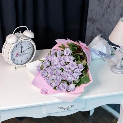 35 Trandafiri Mov 50-60 cm