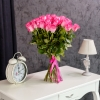 25 Trandafiri Fuchsia 70-80 cm