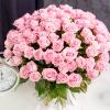 Trandafiri Roz cm 101 buc