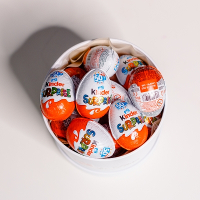 Lux Collection Kinder Surprise