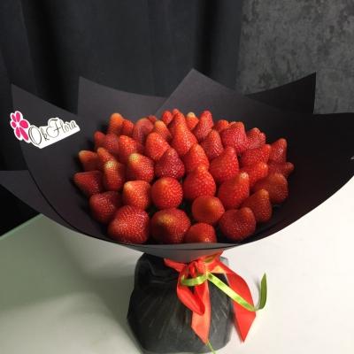 Buchet din căpșuni