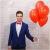 5 Baloane rosii cu heliu