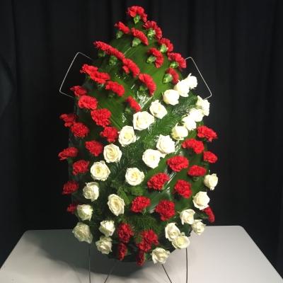 Coroană funerară Nr. 1