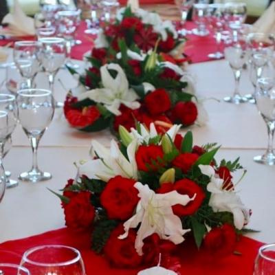 Aranjament masă invitați Nr. 5
