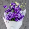 Buchet din 11 Lisianthus Violete