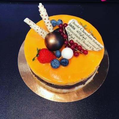 Tort Mango