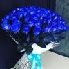 101 Trandafiri Albaștri