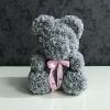 Grey Rose Bear