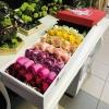 Cutie cu Trandafiri în 7 Culori