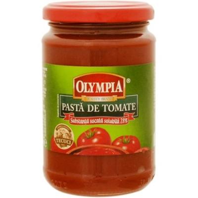 Pasta de tomate 314g Olympia